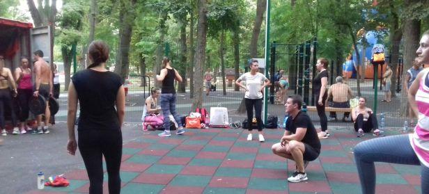 Кроссфит тренировки в Ростове