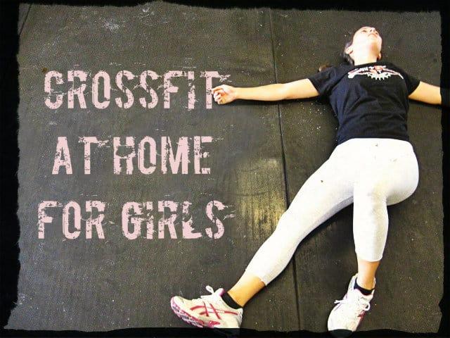 Кроссфит дома для девушек