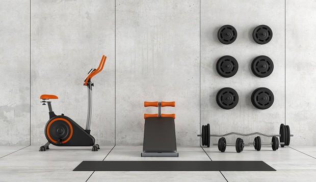 Инвентарь для тренировок по кроссфиту дома