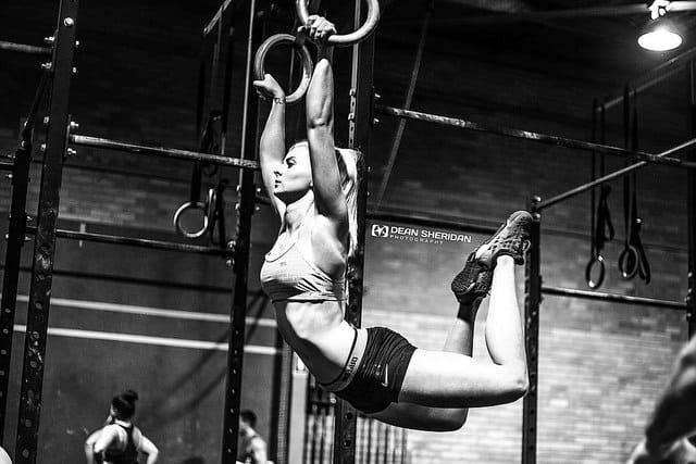 Гимнастические упражнения в кроссфите