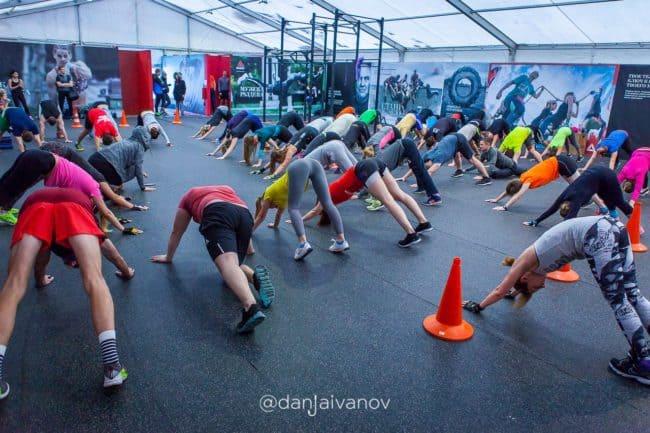 Бесплатный кроссфит в Москве