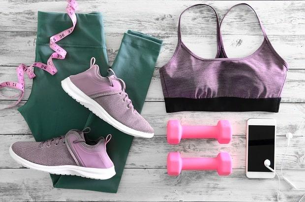 Женская одежда для кроссфита
