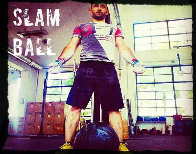 Бросок мяча об пол упражнение