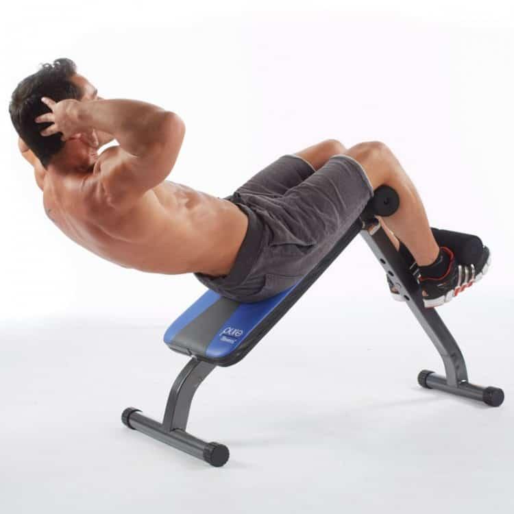 Ситап на наклонной скамье
