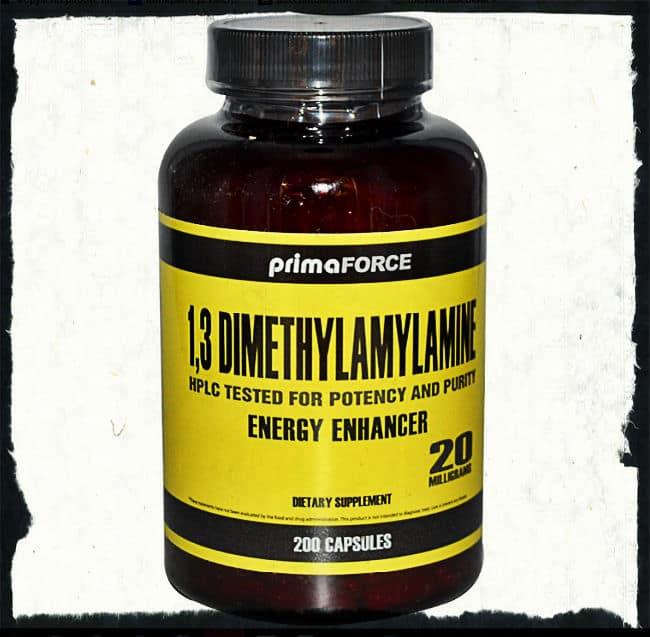 1,3-диметиламиламин (DMAA)
