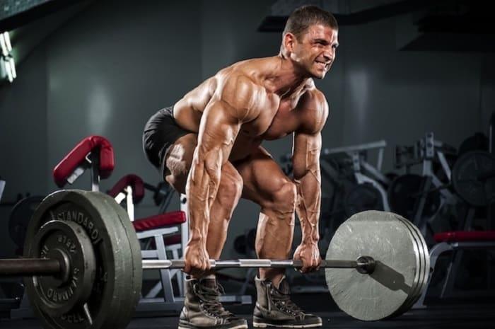 Класссическая становая тяга