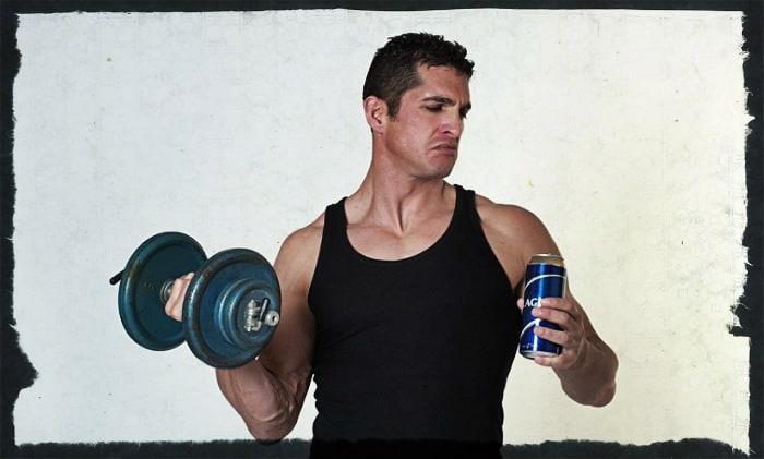 Можно ли пить после тренировки