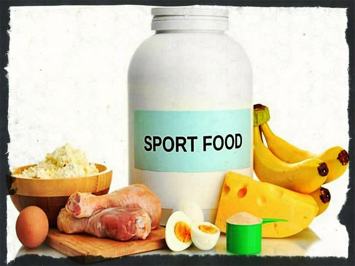 Спортивное питание перед тренировкой