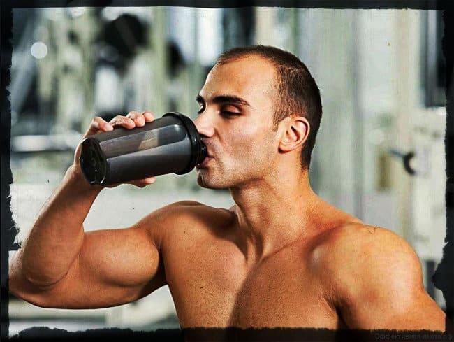 какое спортивное питание лучше для похудения отзывы