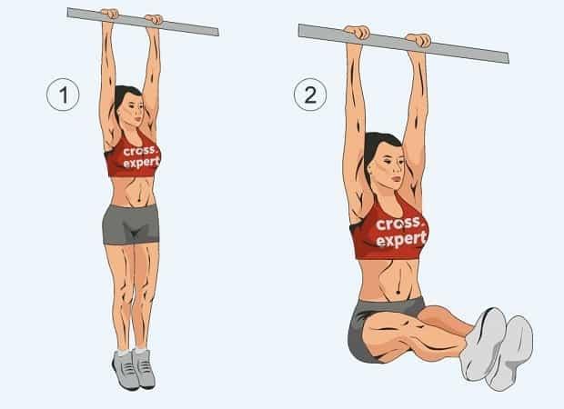 Первая фаза упражнения