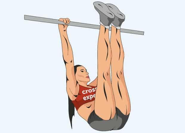 Вторая фаза упражнения