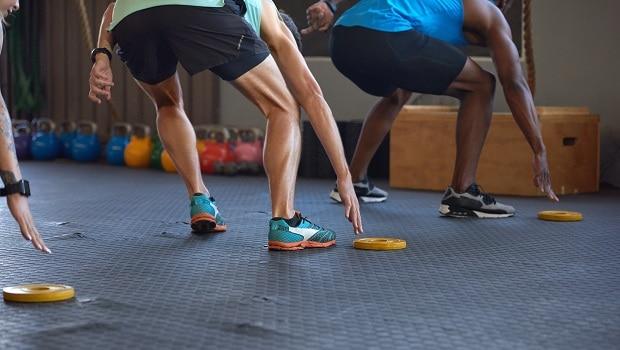 Челночный бег в кроссфите