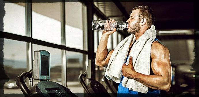 зачем пить воду во время тренировки