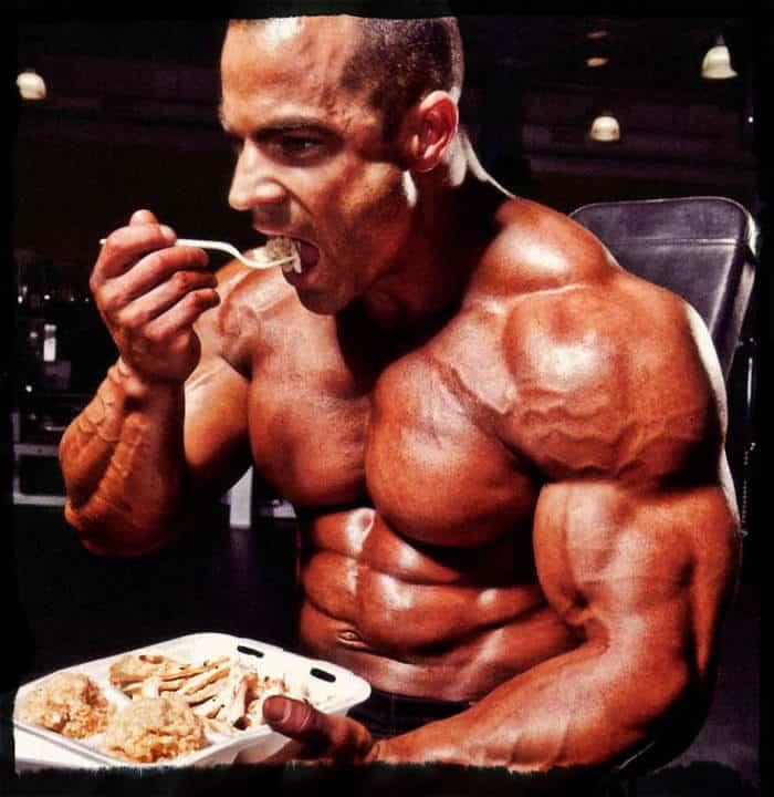 Что кушать до тренировки
