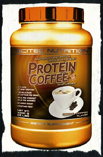 Кофе с протеином