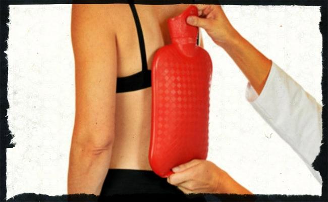 Лечение растяжения спины