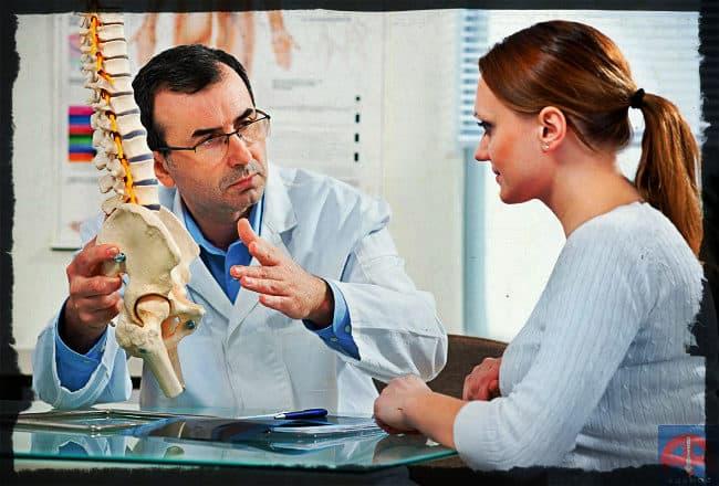 Лечение травм спины после становой тяги