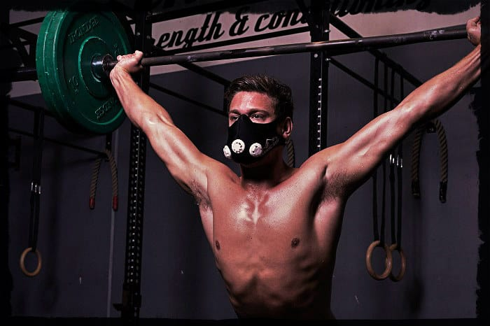 Работа с весом в маске