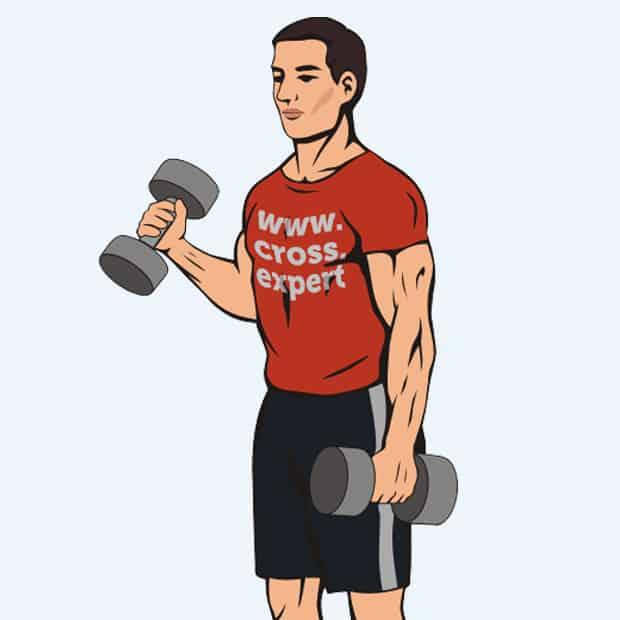 После тренировки болят мышцы шеи