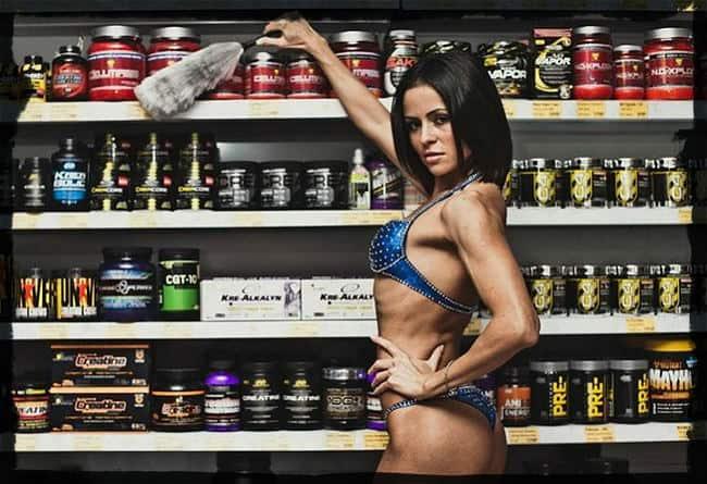 Спортивное питание для набора массы для женщин