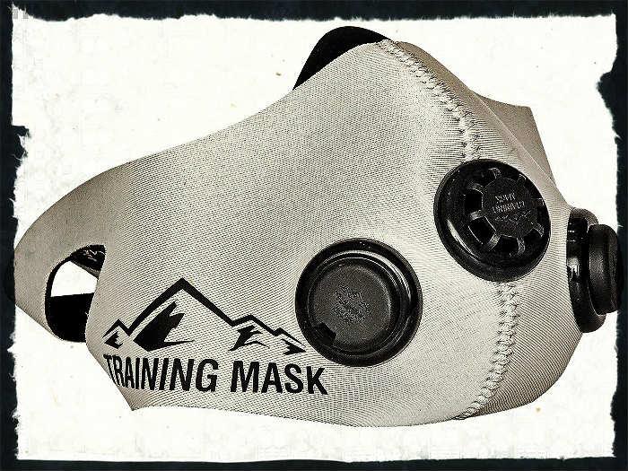 Тренировочная маска для кроссфита