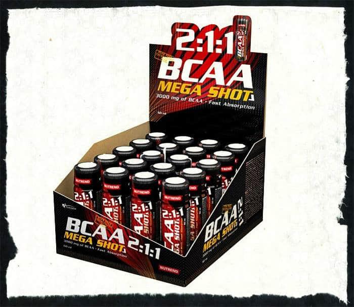 Жидкая BCAA