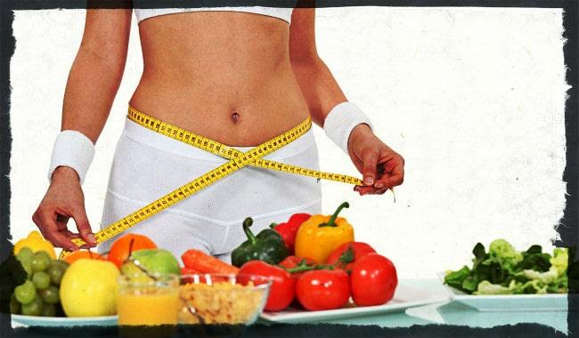 диета зональная