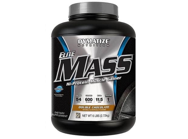 Elit Mass Hi-Protein Anabolic Gainer от Dymatize nutrition