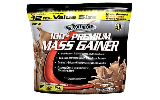 100% Premium Mass Gainer от Muscletech