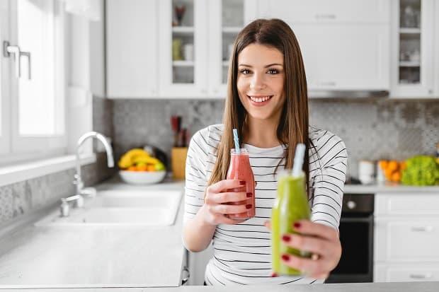 Приготовление домашних протеиновых коктейлей