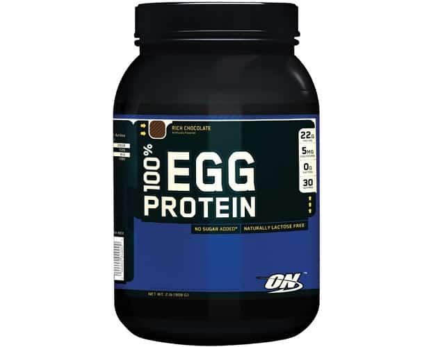 100% Egg Protein от Optimum