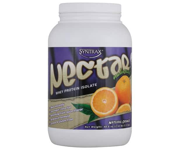 Nectar Naturals от Syntrax