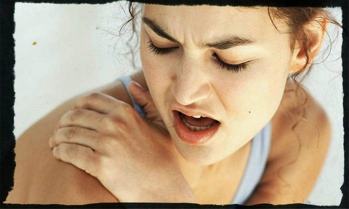 Диагностика травмы плеча