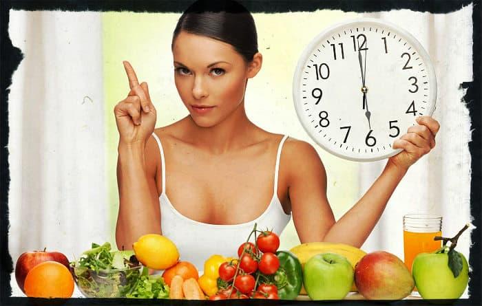 дробное диетическое питание
