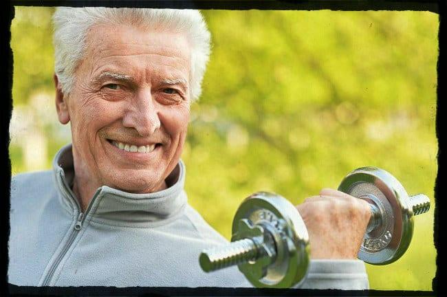 Карнитин для регенерации в пожилом возрасте