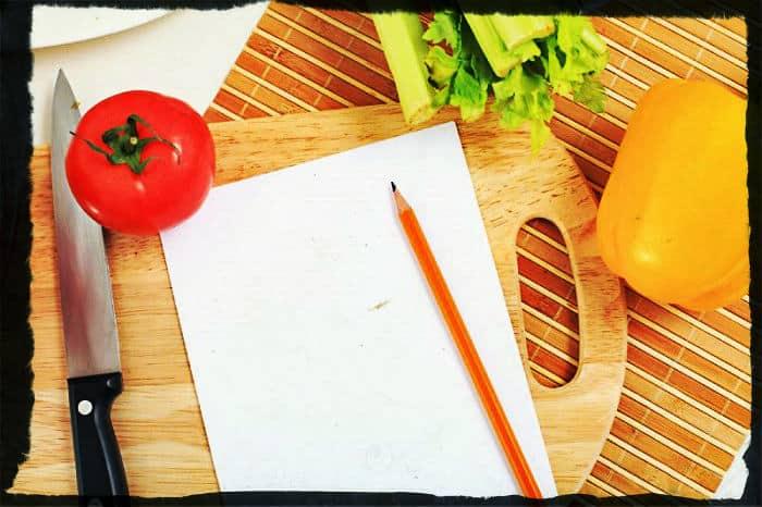 Примерное меню дробного питания