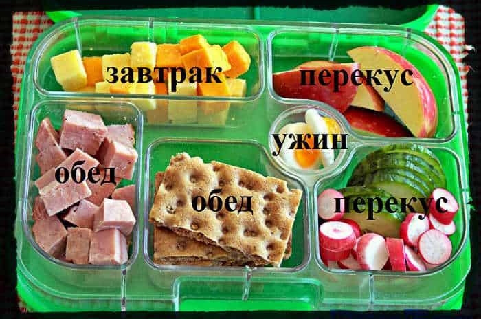 Система дробного питания