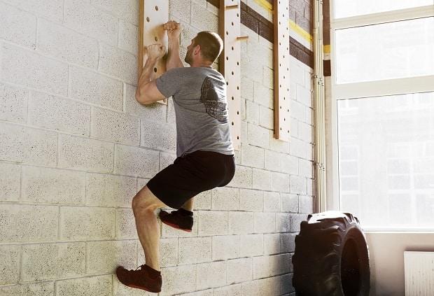 Упражнение пегборд в кроссфите