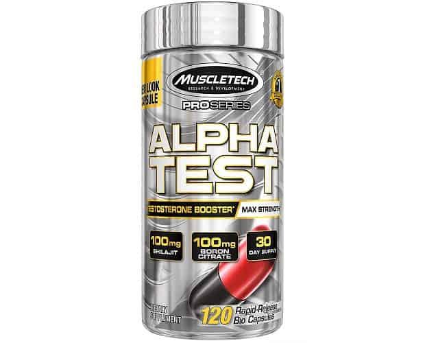 Alpha Test от Muscletech