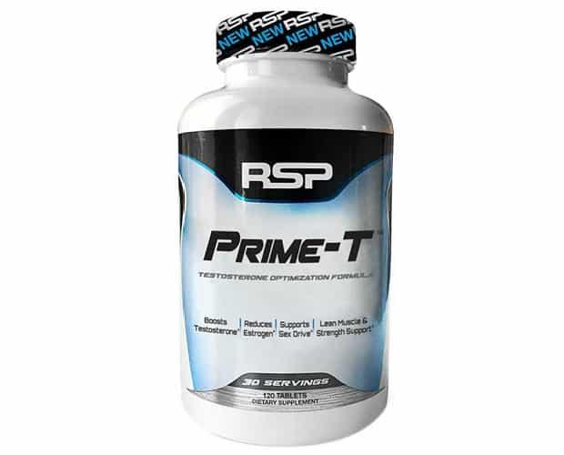 Prime-T от RSP Nutrition