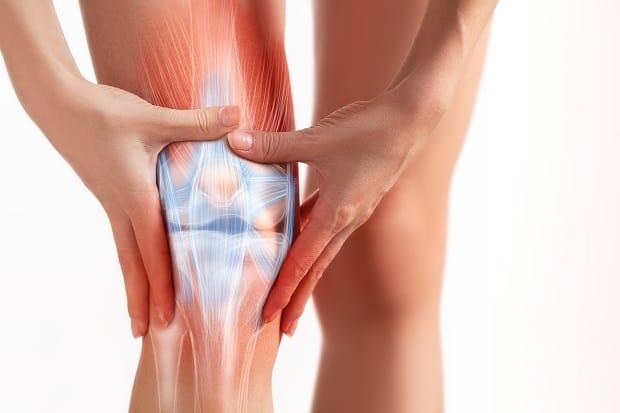Травма связок колена