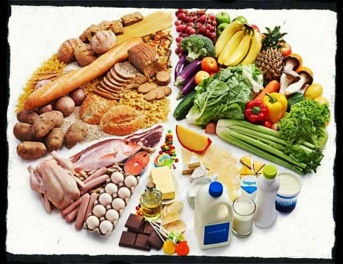 эональная диета