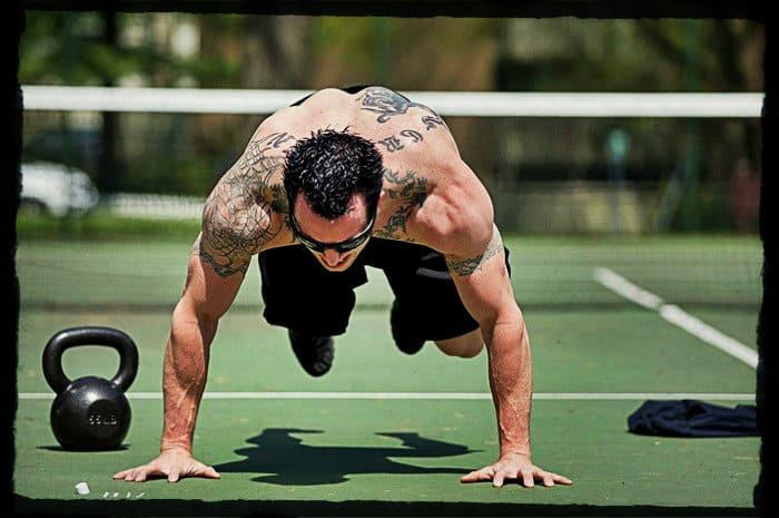 Упражнения для развития выносливости
