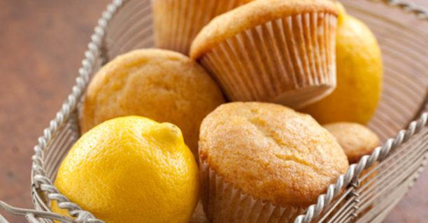 Маффины лимонныйы с фото