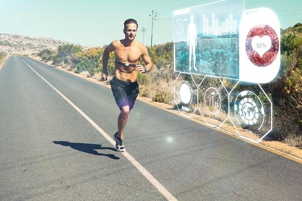 Бег с использованием пульсометра