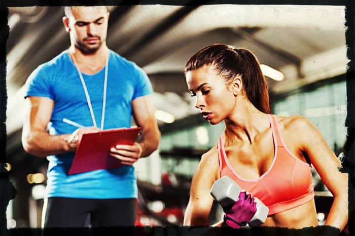 Базовая программа тренировок для девушек