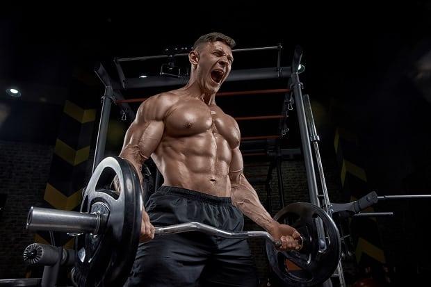 Программа тренировок для набора мышечной массы 3 раза в неделю для мужчин: трехдневный сплит на массу в тренажерном зале