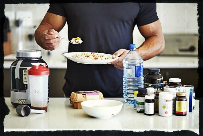 Спортивное питание для эндоморфа