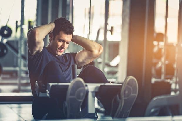 Программа для пресса комплекс упражнений тренировки кубиков для мужчин в домашних условиях