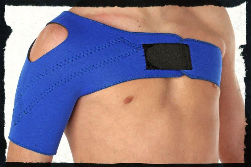 Бандаж при вывихе плеча